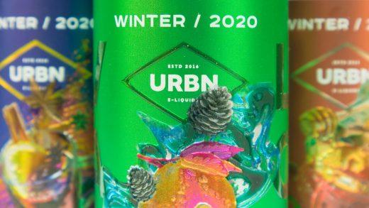 Обзор жидкостей URBN 2020 WINTER