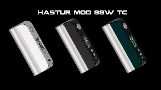 Cthulhu Mod Hastur 88W TC. Первый взгляд
