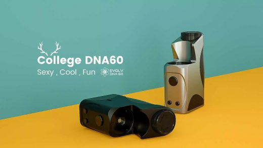 Dovpo College DNA60. Первый взгляд
