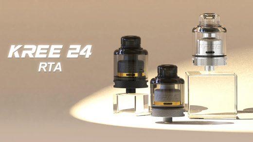 Gas Mods Kree 24 RTA. Первый взгляд