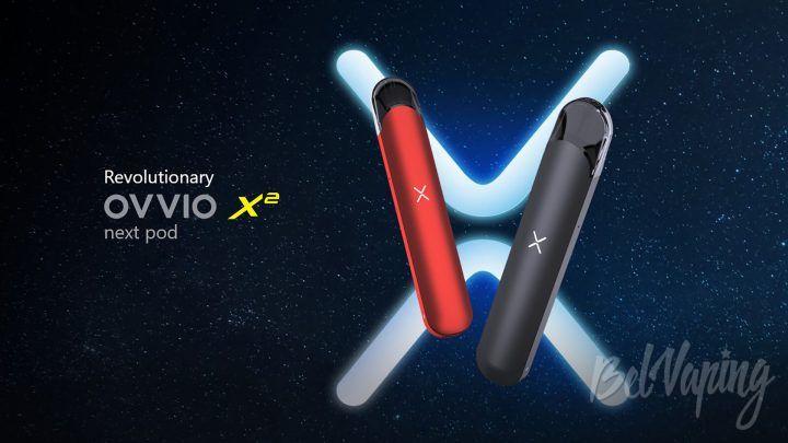 OVVIO X2 Pod. Первый взгляд