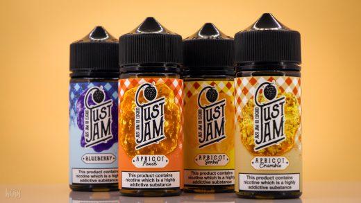 Обзор жидкостей Just Jam