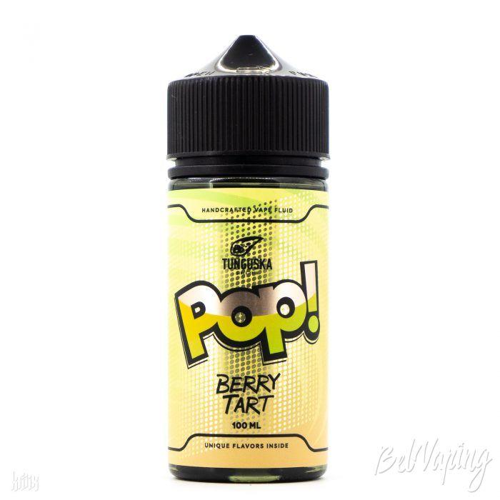 Жидкость Tunguska Pop! - Berry Tart