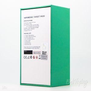 Упаковка Vaporesso Target PM30