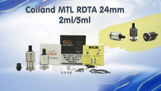 Coiland MTL RDTA. Первый взгляд