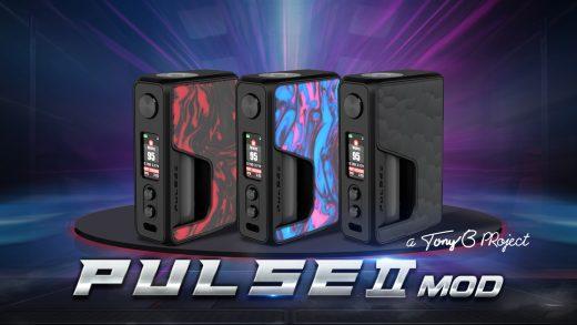 Vandy Vape Pulse V2 BF Mod. Первый взгляд
