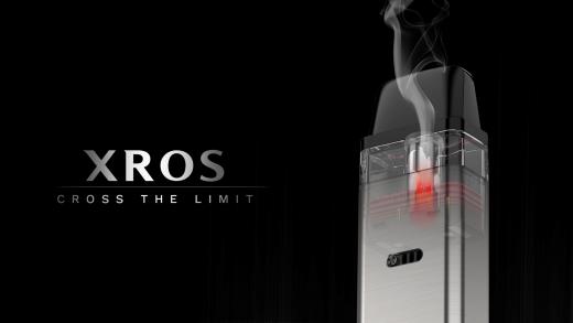 Vaporesso XROS. Первый взгляд