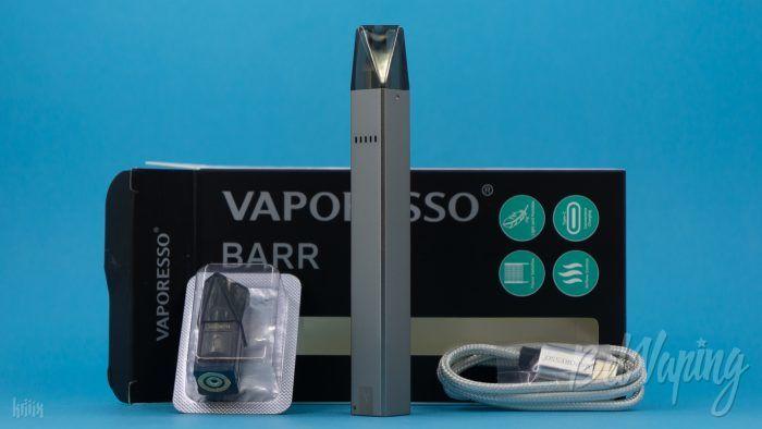 Комплект Vaporesso BARR Pod