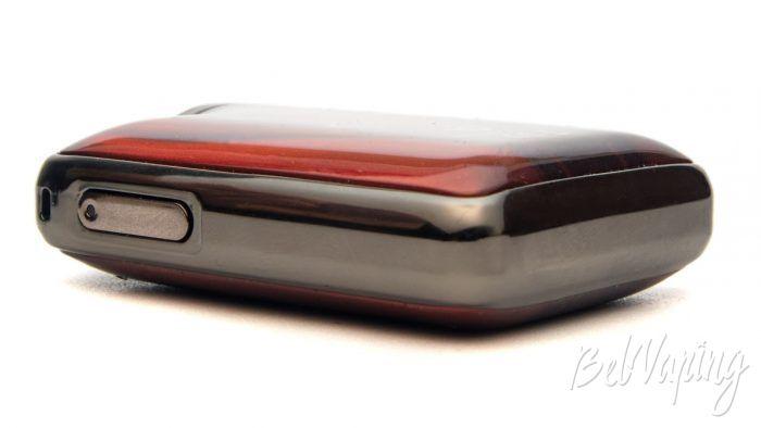Suorin ACE pod - кнопка и вид снизу